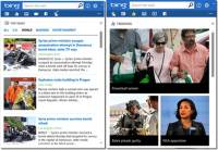 Bing Desktop 加入更直覺得搜尋方法和整合式的新聞消息