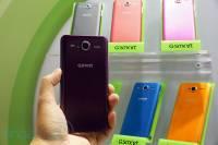 Gigabyte 展出 GSmart Maya Sierra 及跑 Snapdragon 400 的