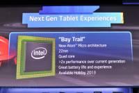 Intel 計畫在聖誕假期推出 Bay Trail 平板 筆電二合一裝置,售價 US$399 起