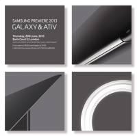 Samsung 預告 6 月 20 日倫敦發表會,新款 Galaxy ATIV 產品將亮相