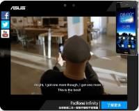 華碩你這支Asus PadFone Infinity廣告。。。是想要表達什麼呢?