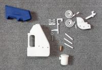 只要有 3D 印表機跟設計圖,連塑料槍也做出來給你!