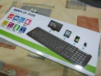 【我要一個打四個】ZIPPY BW 7060R 一對多藍芽鍵盤